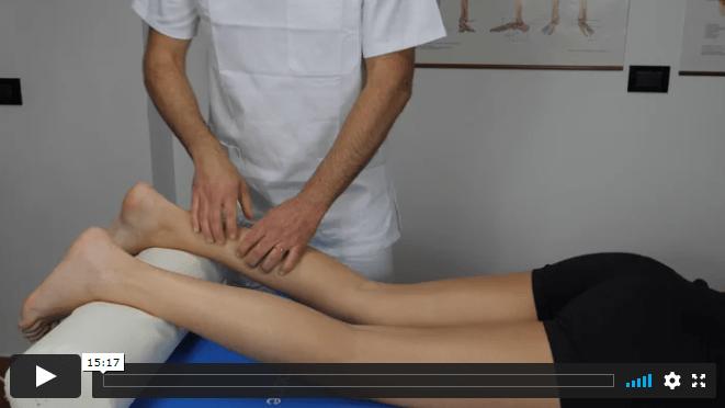 Video 20 - LEG, ANKLE, FOOT Myofascial Techniques